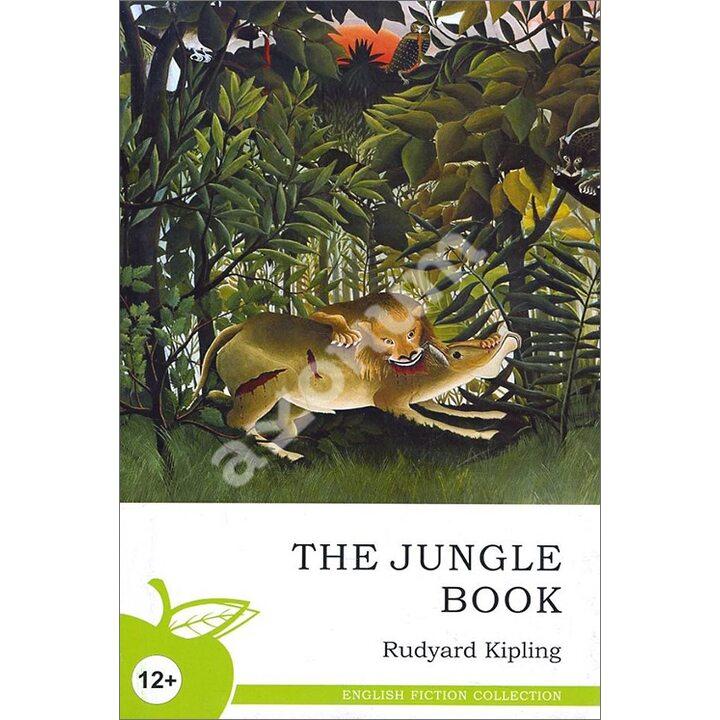 The Jungle Book / Книга джунглей - Редьярд Киплинг (978-5-4374-1093-6)