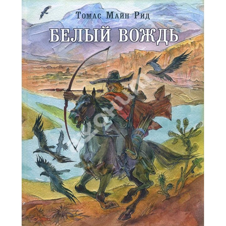 Белый вождь - Томас Майн Рид (978-5-4335-0374-8)