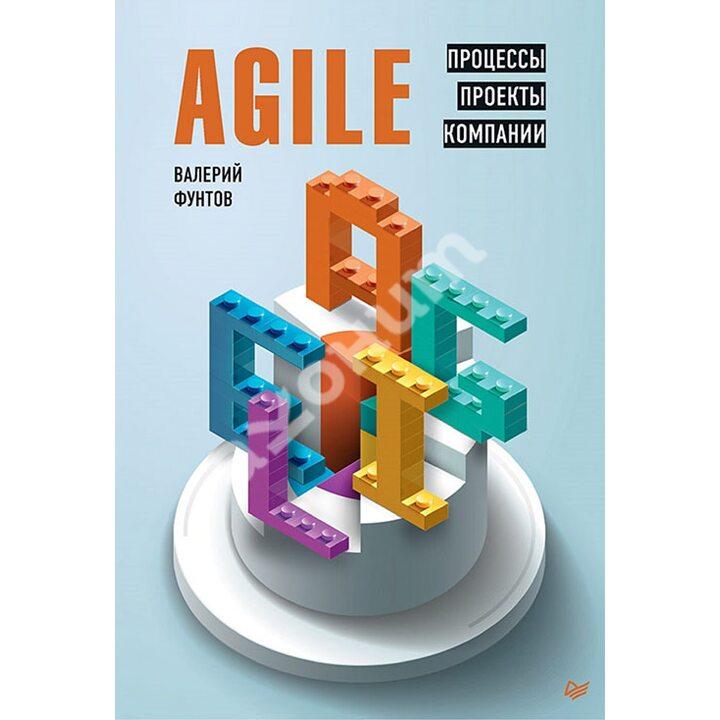 Agile. Процессы, проекты, компании - Валерий Фунтов (978-5-4461-1425-2)