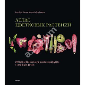 Атлас квіткових рослин . 200 ботанічних сімейств в незвичайних ракурсах і найдрібніших деталях
