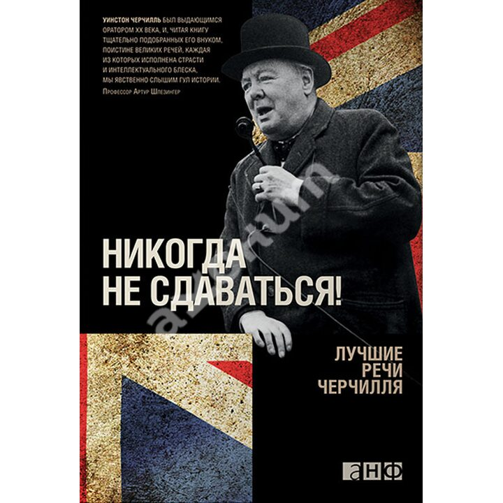 Никогда не сдаваться! Лучшие речи Черчилля - Уинстон Черчилль (978-5-91671-595-8)