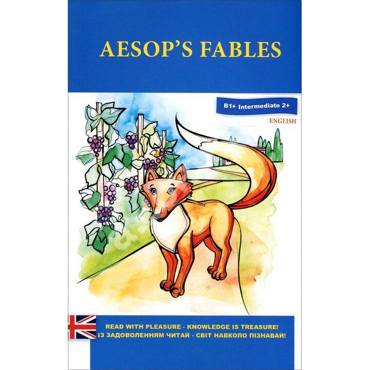Aesop's fables / Байки Езопа - Езоп (978-966-97893-4-1)