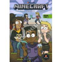 Minecraft Комікс. Том 1