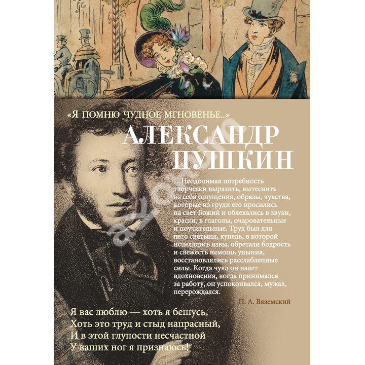 «Я помню чудное мгновенье...» - Александр Пушкин (978-5-389-17597-6)