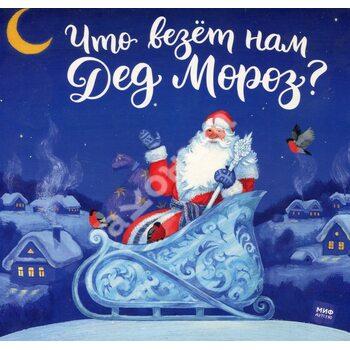 Що везе нам Дід Мороз ?
