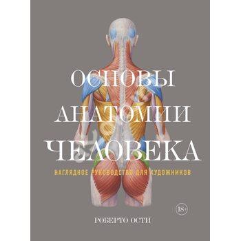Основи анатомії людини . Наочне керівництво для художників