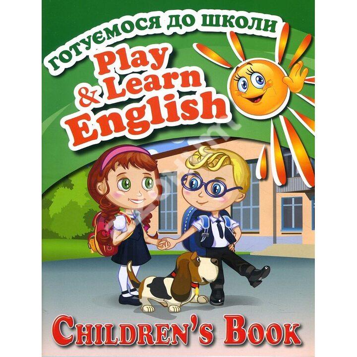 Play&Learn English (комплект із 3-х книг) - Наталія Кочубей (978-966-498-666-0)