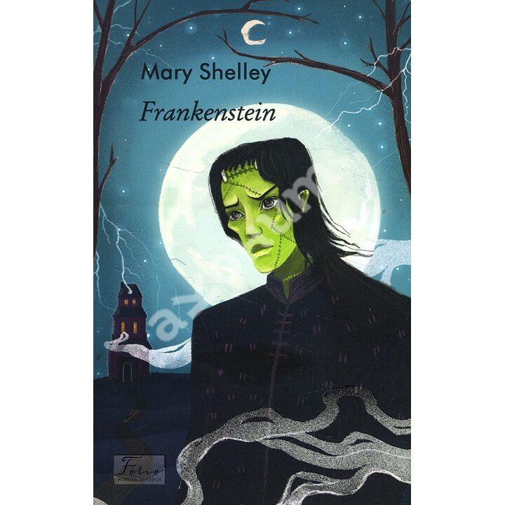 Frankenstein / Франкенштейн - Мері Шеллі (978-966-03-9611-1)