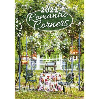 Календар Romantic Corners ( Романтичні куточки ) 2022
