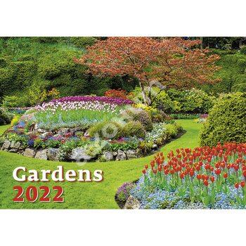 Календар Gardens ( Сади ) 2022