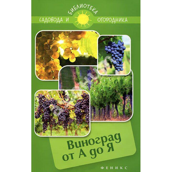 Виноград от А до Я - Петр Попов (978-5-222-23043-5)