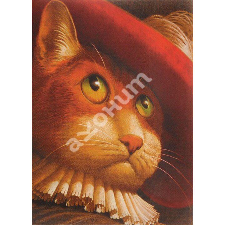 Кот в сапогах - Шарль Перро (978-5-98124-666-1)