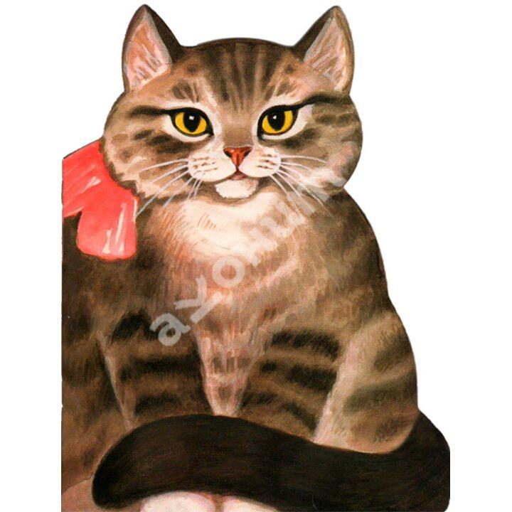 Котик-коток - (978-5-9287-2517-4)