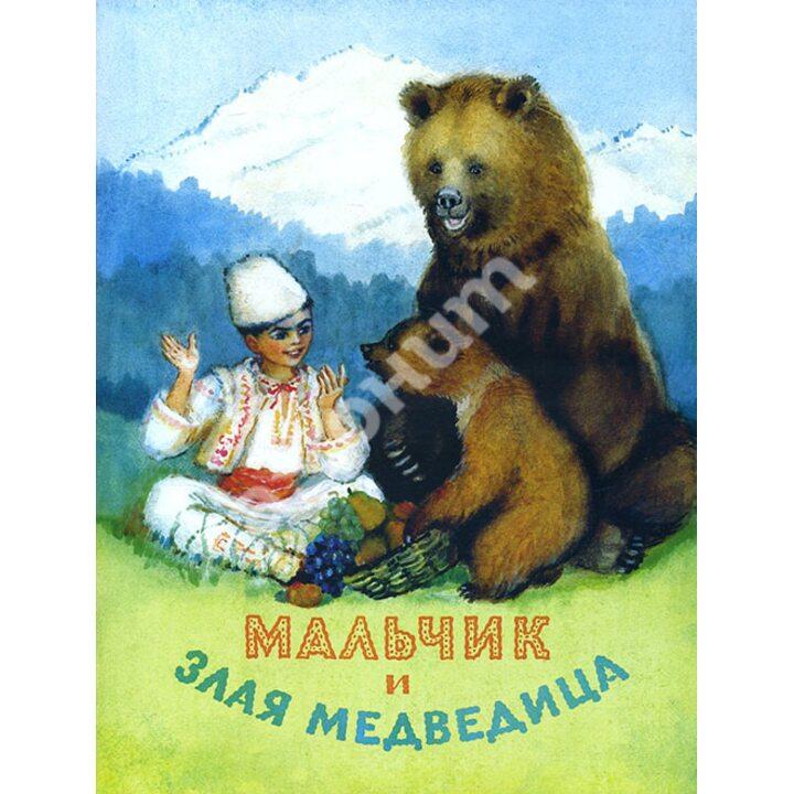 Мальчик и злая медведица - (978-5-9905976-1-7)