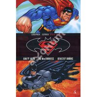 Супермен / Бэтмен. Книга 1. Враги общества