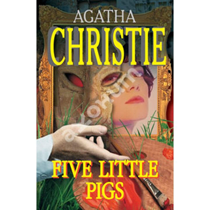 Five Little Pigs / Пять поросят - Агата Кристи (978-5-8112-6046-1)