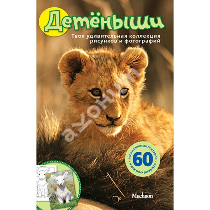 Детеныши - Сэл Эмма (978-5-389-02894-4)